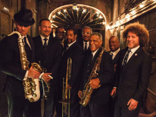 Preservation Jazz Hall Band