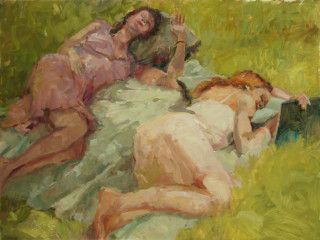 Russell Collection Fine Art Gallery presents 3x3: Three Women. Three Visions. An Art Exhibition