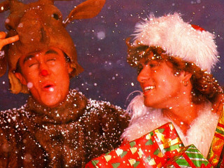 Wham! Last Christmas music video