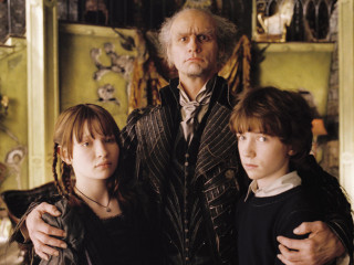 Jim Carrey in Lemony Snicket's a Series of Unfortunate Event