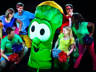 VeggieTales LIVE! Little Kids Do Big Things Tour