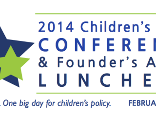 logo for Texans Care for Children conference and luncheon