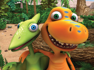 Jim Henson's Dinosaur Train Live! Buddy's Big Adventure