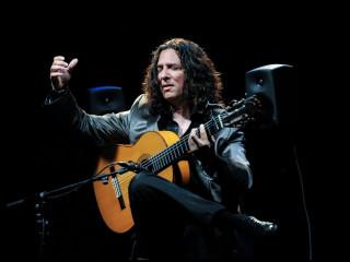 classical and flamenco guitarist Tomatito in concert