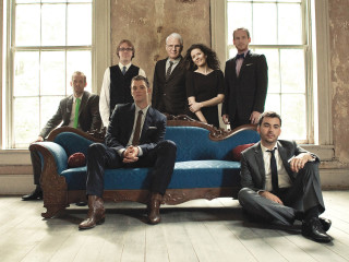 Houston Symphony presents Steve Martin and the Steep Canyon Rangers featuring Edie Brickell