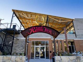 exterior of The Rattle Inn