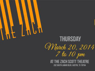 pack the ZACH poster cocktail party
