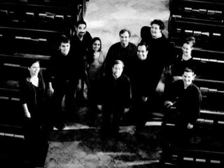 members of the Texas Early Music Project choir and band