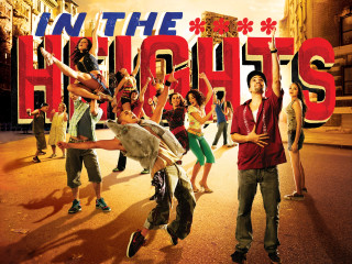 poster for In the Heights musical