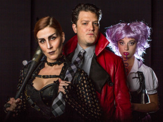 The Drama Club presents Faust