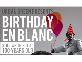 "Urban Green Young Professionals hosts ""Birthday en Blanc: Still White Hot at 100 Years Old"""
