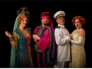 Fort Worth Opera Festival presents Cosi fan tutte