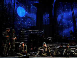 Fort Worth Opera Festival presents Silent Night