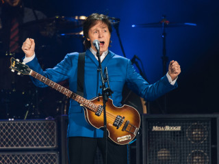 Paul McCartney, Minute Maid Park, November 2012