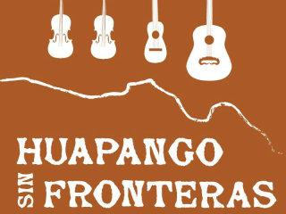 logo for Texas Folklife's Huapango sin Fronteras festival