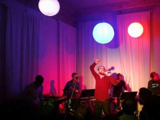 COFTG: Hanuman's Leap by Elliot Cole w/Kraken Quartet