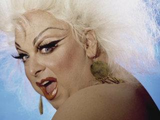 drag queen Divine or Glenn Milstead