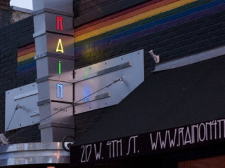 Austin Photo Set: News_Ralph Hardesty_Why doesn't Austin have more lesbian bars_July 2011_rain