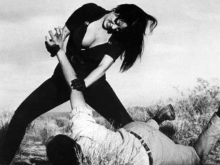 Tura Satana from film Faster Pussycat! Kill! Kill!
