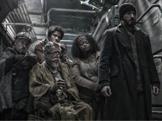 Chris Evans stars in Bong Joon Ho's film Snowpiercer