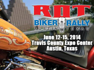 poster for 2014 Republic of Texas Biker Rally