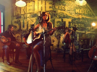 Taylor Baker playing at Swift's Attic