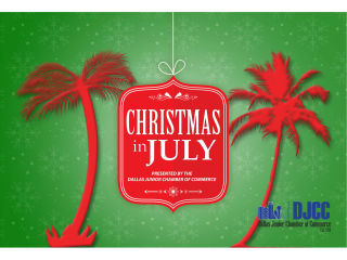 Dallas Junior Chamber of Commerce presents Christmas in July