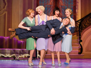 Dallas Summer Musicals presents Nice Work If You Can Get It