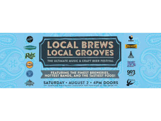 Local Brews, Local Grooves