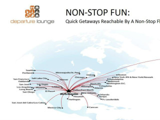 Non Stop Fun event at Departure Lounge