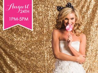 Bliss Bridal Bash bridal show august 2014