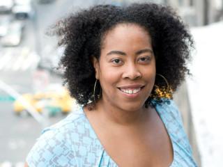 Angela Tucker creator of web series Black Folk Don't