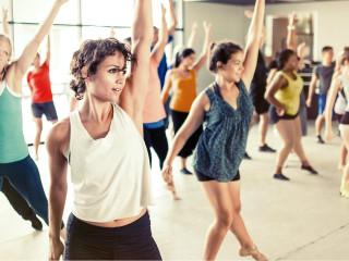 dance class Come Dance! at Ballet Austin dancers