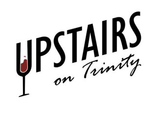 logo Upstairs at Trinity