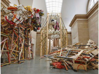 Nasher Sculpture Center presents Phyllida Barlow
