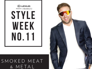 Tribeza smoked meat style week