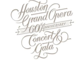 Houston Grand Opera's 60th Anniversary Concert & Gala
