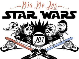 Dia De Los Star Wars 2014