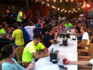 Austin Beer Club Run - Uncle Billy's