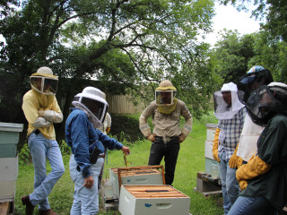 Beehive Tour with John S. Berry and Betty Heacker