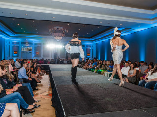 Fifth Annual Catwalk on City Walk Fashion Show