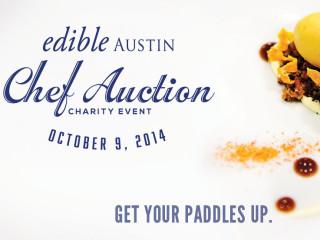 2014 Edible Austin Chef Auction