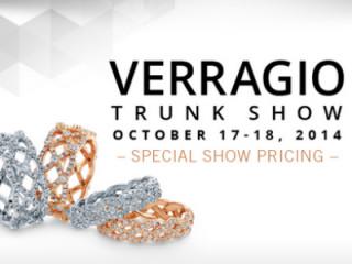 Verragio Trunk Show Benold's Jewelers