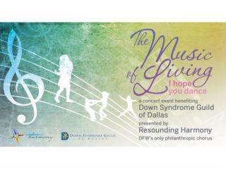 Resounding Harmony presents The Music of Living