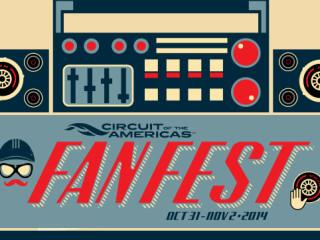 COTA Fan Fest 2014