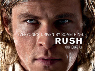 Rush Movie Poster Chris Hemsworth
