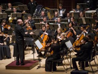 Shepherd School Symphony Orchestra presents Elgar and Strauss