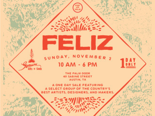 Feliz Pop-up Sale 2014
