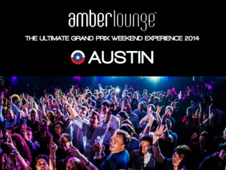 Amber Lounge Austin 2014 - Formula 1 After Party