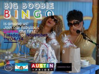 Big Boobie Bingo November 2014